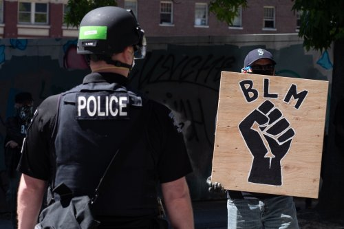 Few Cops Who Used Force on George Floyd Protesters Have Faced Discipline