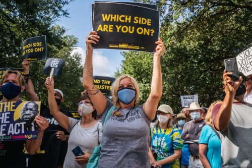 Beyond Abortion, Texas GOP Quietly Rolled Back Other Rights on September 1