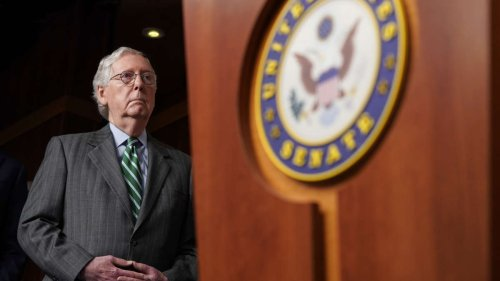 McConnell Is Stacking the Courts and Using Voter Suppression to Maintain Power