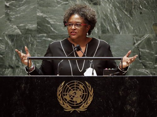 Barbados PM Slams Rich Nations for Failing on Climate, COVID and Inequality