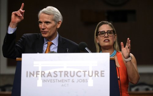 Exxon-Influenced Senators Carved Climate Out of Infrastructure Almost Entirely
