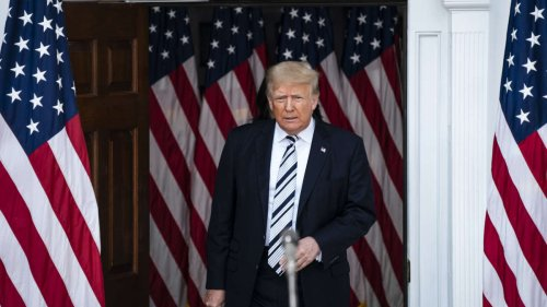 """Trump's """"Shadow Cabinet"""" Ensures His Coup Is Ongoing"""