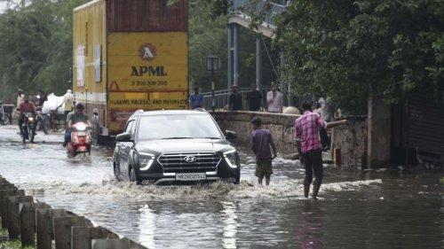 Report Predicts Flooding Due to Climate Crisis Will Displace Millions