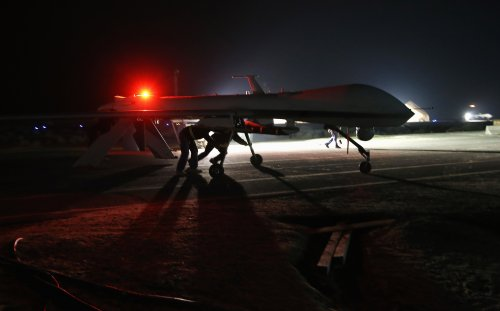 Drone Whistleblower Gets 45 Months in Prison for Revealing Ongoing US War Crimes