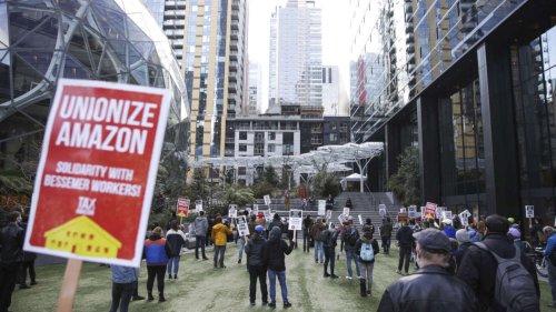 In Wake of Amazon Union Vote, Progressives Urge Action on Filibuster and PRO Act