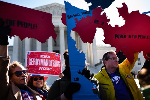 Analysis Shows GOP Can Take Control of Congress by Gerrymandering Just 4 States