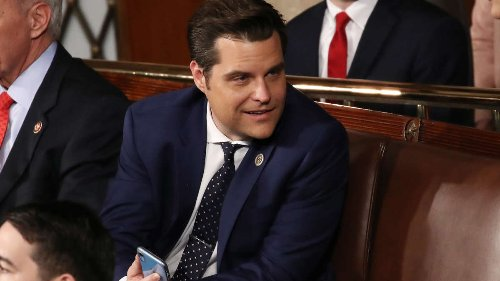 Payments From Gaetz to Indicted Official Prompt Call for Resignation
