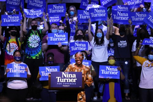 """Nina Turner Says """"Our Justice Journey Continues"""" After Conceding Defeat"""