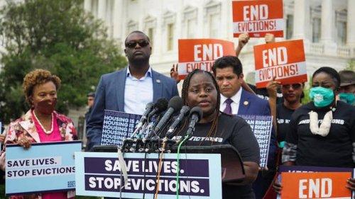 "Tenants Facing Eviction Help Introduce New ""Keeping Renters Safe Act"""