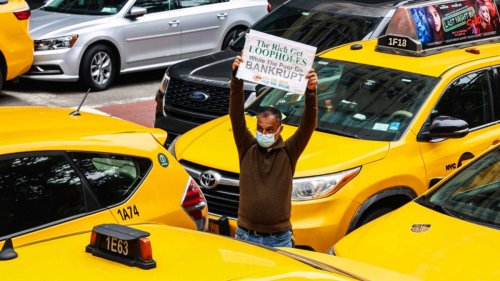 NYC Taxi Drivers Launch Hunger Strike to Demand Relief From Medallion Debt