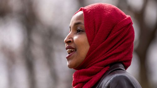 Omar Unveils Guaranteed Income Bill to Send American Adults $1,200 a Month