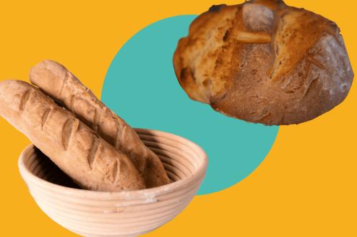 Easy Crusty Rustic Artisan Bread