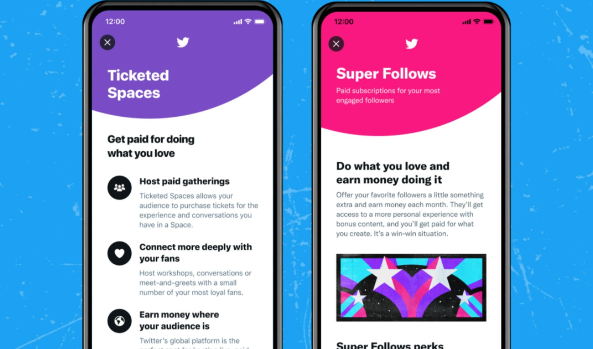 Twitter To Let Creators Keep 97% Of Revenues From Super Follows, Ticketed Spaces -- Until They Surpass $50,000 - Tubefilter