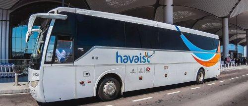 Havaist: Guide zum Bus vom Flughafen Istanbul (IST)