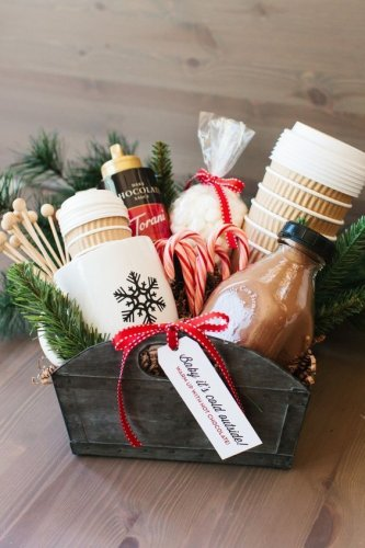 A Comprehensive List Of Beautiful Christmas Gift Baskets For Everyone On Your List