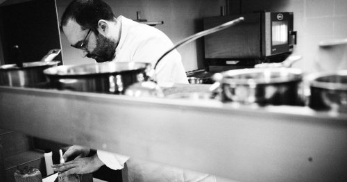 Da Parigi a Ivrea: la cucina rock di Alessandro Esposito