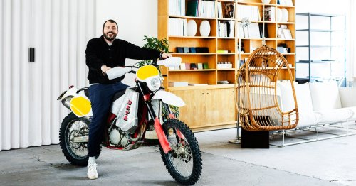 Fast bikes & slow kitchens