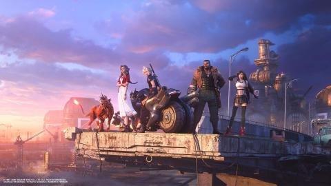 Final Fantasy VII Remake 2 iba a ser mostrado hoy pero se descartó