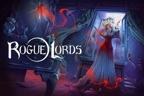 Rogue Lords presenta el poder del mal en su nuevo tráiler