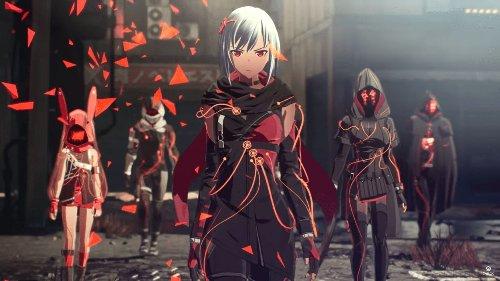 Scarlet Nexus muestra su cinemática de introducción