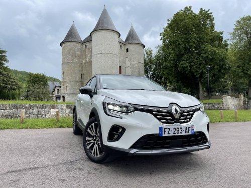 Essai Renault Captur E-Tech Hybrid 145 (2021) : le pire ennemi du PHEV ?