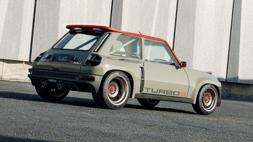 Nouvelle Renault 5 Turbo 3, une incroyable tueuse de Porsche !