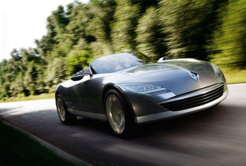 PHOTO - Quand Renault faisait rêver en cabriolet