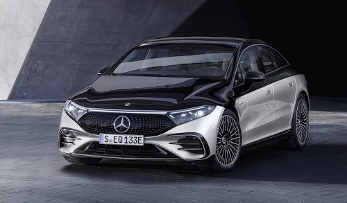 Mercedes EQS (2021) : voici l'ultra-haut de gamme électrique de Mercedes