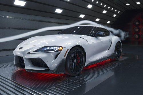 Toyota GR Supra A91-CF Edition, de la fibre de carbone à foison