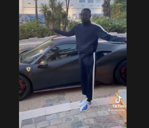 VIDEO - Comment rentrer dans sa Ferrari sans se ridiculiser