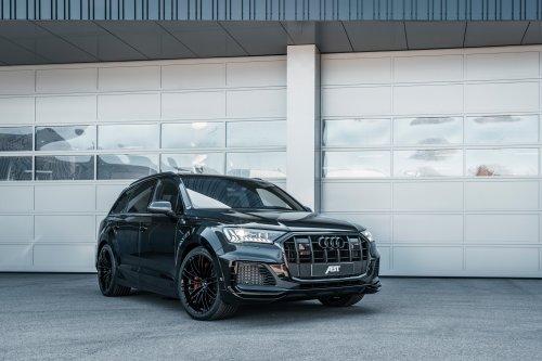 L'Audi SQ7 signé ABT est un monstre de 650 chevaux