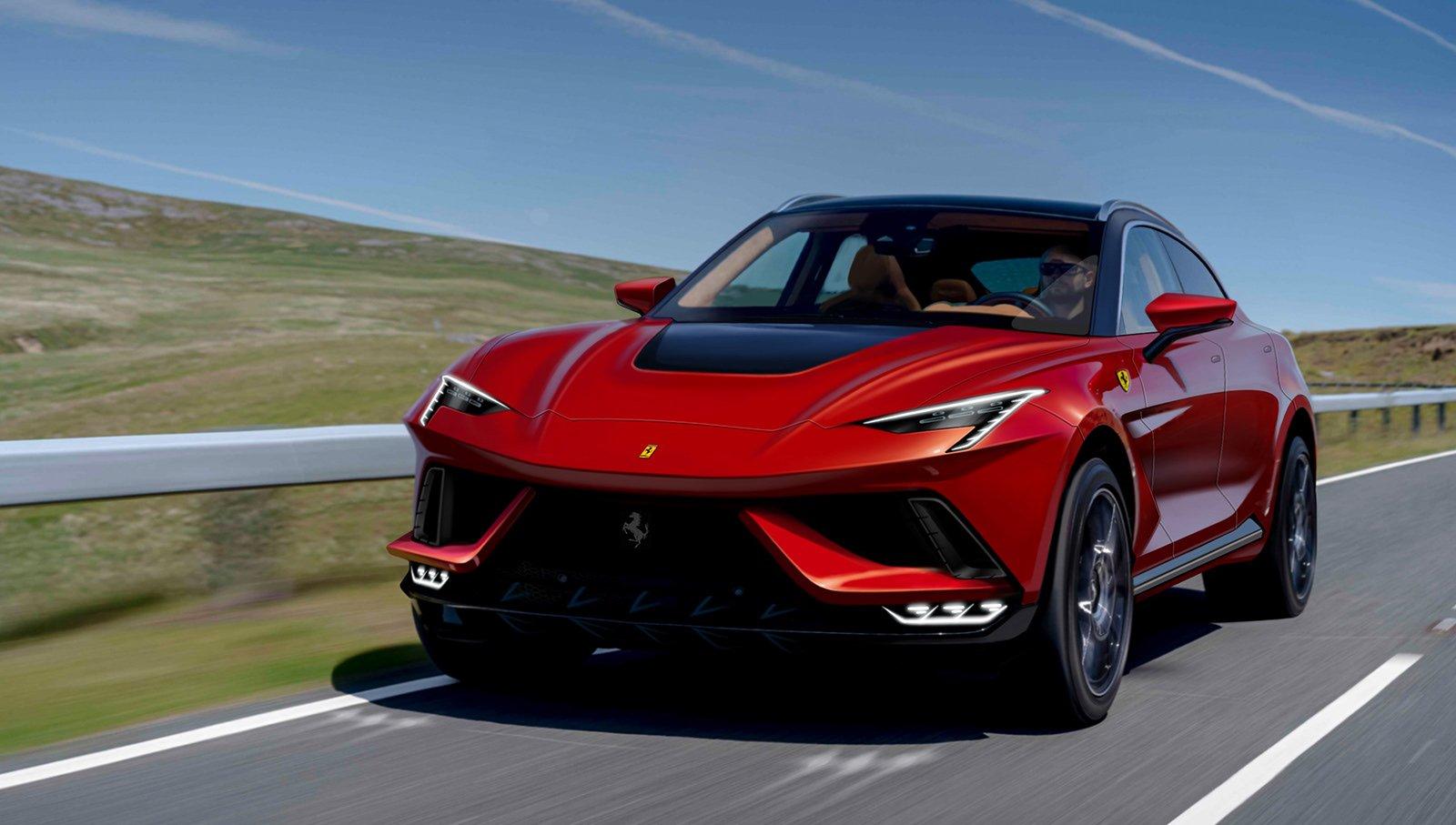 Les dernières actualités Ferrari - cover