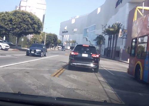 VIDEO - Voici l'accident stupide par excellence