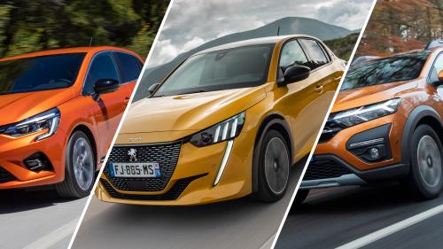 PHOTOS - Top 20 des ventes de voitures neuves en France, la Tesla Model 3 toujours plus haut !