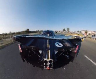VIDEO – Cette Pagani Huayra fait hurler son V12 comme une Formule 1