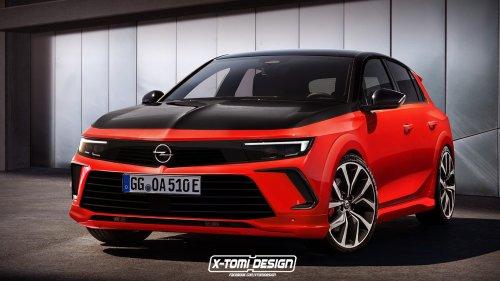 Opel Astra GSi : une Chevrolet Camaro en réduction ?