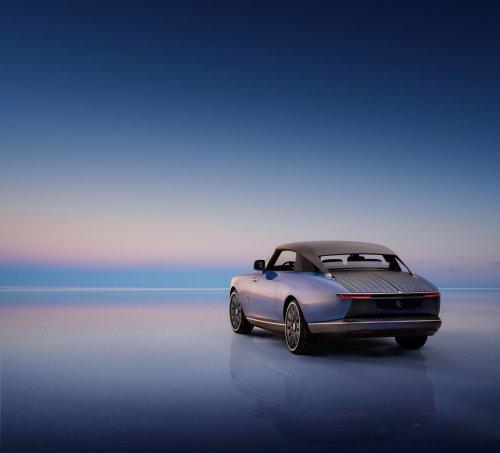 Rolls-Royce Boat Tail, une auto hors du commun à 28 millions de dollars