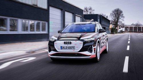 Audi Q4 e-tron (2021), il dévoile son intérieur inédit
