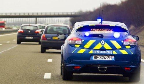 Des gendarmes dressent une amende au motif improbable