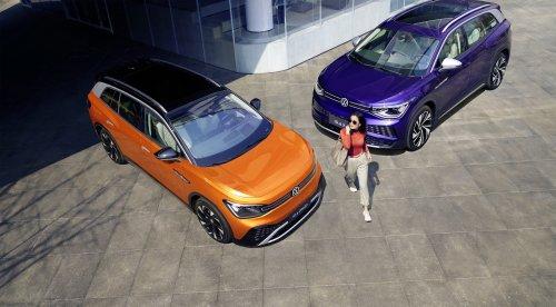 Volkswagen ID.6 (2021), le SUV électrique à 7 places