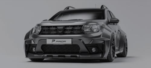 Prior Design transforme votre Dacia Duster en monstre pour 2.999 euros