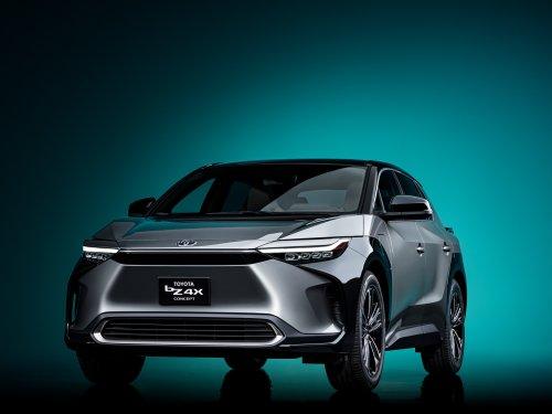 Toyota bZ4X, un concept électrique bientôt de série ?