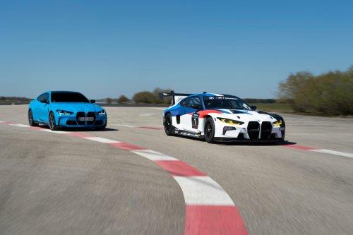 """BMW M4 GT3 (2021) : plus puissante, plus maniable et plus """"économique"""" que la M6 GT3"""