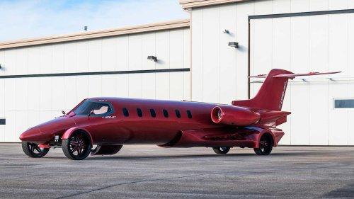 Ce drôle d'engin n'est pas un avion