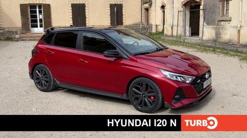VIDEO - Hyundai i20 N, présentation de l'une des dernières petites GTI