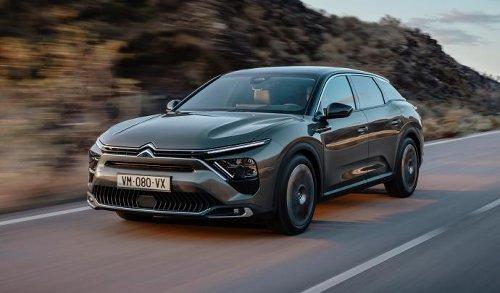 La nouvelle Citroën C5 X est-elle une belle voiture ?