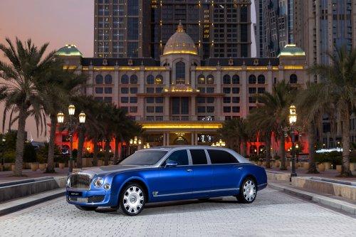Après 6 ans en concessions, Bentley n'arrive pas à vendre cette Mulsanne Limousine