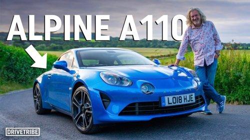 VIDÉO - Quand un journaliste britannique dit que l'Alpine A110 est une mini-supercar