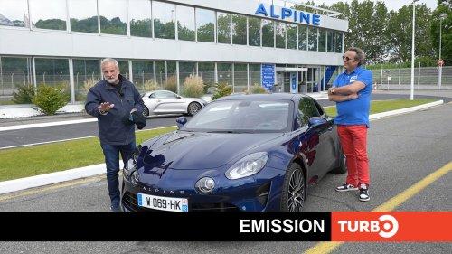 Dans le berceau historique de la légende Alpine - Emission TURBO du 20/06/2021