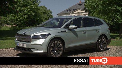 Skoda Enyaq, tout sur le SUV tchèque - Essai TURBO du 20/06/2021